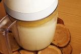 Шаг 6. Отварить картофель, взбить в блендере.