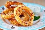 Готовое блюдо: луковые кольца