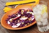 Готовое блюдо: яблочно-капустный салат