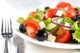 Готовое блюдо: греческий салат низкокалорийный