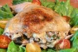 Готовое блюдо: курица с секретом