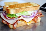 Готовое блюдо: сэндвич утренний