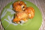 Готовое блюдо: минтай запеченный с овощами