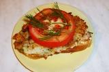 Готовое блюдо: бутерброд на скорую руку