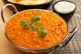 Готовое блюдо: чечевичный суп