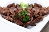 Готовое блюдо: мясо тушеное