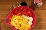 Шаг 6. Все овощи смешать в отдельной большой посуде.