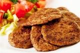 Готовое блюдо: печеночные оладьи говяжьи