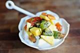 Готовое блюдо: фруктовая сальса