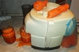 Шаг 3. Выжать морковный сок.