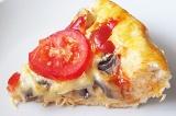 Готовое блюдо: пицца в мультиварке