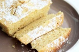Готовое блюдо: кекс в микроволновой печи