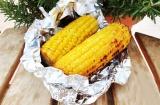 Готовое блюдо: кукуруза барбекю