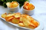 Готовое блюдо: чипсы в аэрогриле