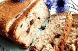 Готовое блюдо: шоколадный хлеб