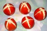 Шаг 7. Заполнить помидоры приготовленной начинкой, выложить на блюдо.