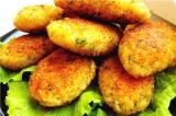 Готовое блюдо: постные капустные котлеты