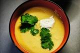 Готовое блюдо: суп-пюре из нута