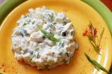 Готовое блюдо: весенний салат