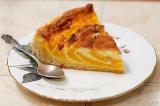 Готовое блюдо: тыквенный пирог с творогом