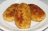 Готовое блюдо: капустные котлеты нежные