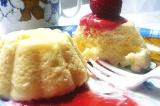 Готовое блюдо: творожный десерт пятиминутка