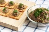 Готовое блюдо: грибная икра