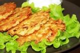 Готовое блюдо: драники