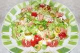Готовое блюдо: салат – коктейль
