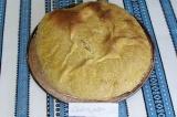 Готовое блюдо: хлеб бездрожжевой с прованскими травами