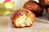 Готовое блюдо: сырно-чесночное мини-печенье