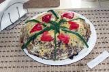 Готовое блюдо: лазанья с польскими грибами