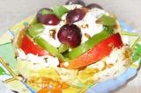 Готовое блюдо: фруктовый салат Микс
