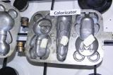 Шаг 4. Форму для выпекания нужно хорошо прокалить и растопить в ней оставшийся к