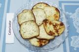 Готовое блюдо: творожные чипсы