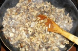 Грибной жульен в слоеном тесте - как приготовить, рецепт с фото по шагам, калорийность.