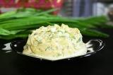 Готовое блюдо: яичный салат