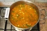 Ароматный суп-харчо - как приготовить, рецепт с фото по шагам, калорийность.