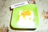 Шаг 11. В сахарную пудру добавить цедру, сок и все тщательно вымешать.
