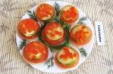 Готовое блюдо: заливное Овощная мозаика