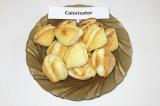 Готовое блюдо: печенье творожное