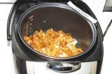 Гречка с грибами в томатном соусе - как приготовить, рецепт с фото по шагам, калорийность.