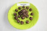 Готовое блюдо: кокосовые конфеты