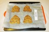 Шаг 11. Выпекать печенье 10-15 минут при температуре 180 гр. При подаче посыпать