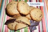 Готовое блюдо: кофейно-шоколадное печенье