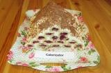 Готовое блюдо: торт Монастырская изба с вишней