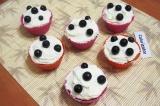 Ванильные кексы с кремом - как приготовить, рецепт с фото по шагам, калорийность.