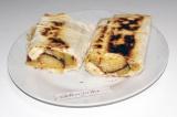 Готовое блюдо: фаляфель в лаваше