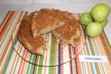 Готовое блюдо: английский яблочный пирог