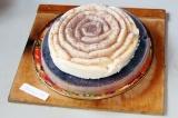 Готовое блюдо: торт-мороженое Роза
